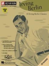 Jazz play-along volume 14 - Irving Berling - laflutedepan.com