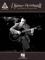 Django Reinhardt - The Definitive Collection - Partition - di-arezzo.fr
