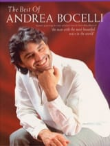Andrea Bocelli - The Best Of .. The Man With The Most Beautiful Voice In The World - Sheet Music - di-arezzo.co.uk