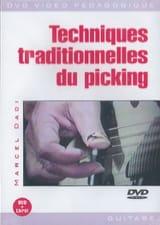 Marcel Dadi - DVD - Traditional Picking Techniques - Sheet Music - di-arezzo.com