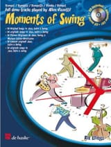 Moments of swing Rik Elings Partition Trompette - laflutedepan.com