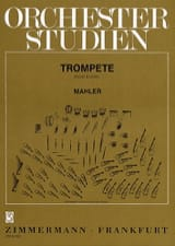 Gustav Mahler - Orchester Studien - Sheet Music - di-arezzo.co.uk