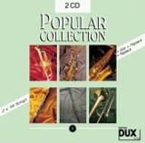 CD Popular collection volume 1 - Partition - laflutedepan.com