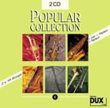 CD Popular collection volume 6 Partition Jazz - laflutedepan.com