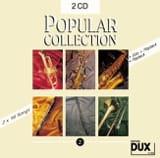 CD Popular collection volume 2 Partition laflutedepan.com