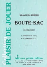 Giudice Michel Del - Boute-Sac - Partition - di-arezzo.fr