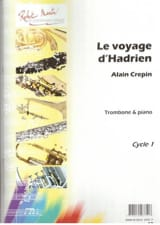 Alain Crepin - Hadrian's trip - Sheet Music - di-arezzo.co.uk