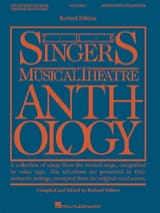 - The Singer's Musical Theatre Anthology Volume 1 - Mezzo - Soprano / Alto - Partition - di-arezzo.fr