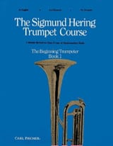 Sigmund Hering - The Sigmund Hering Trumpet Course Book 1 - Partition - di-arezzo.fr