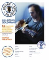 Jean-Jacques Goldman - Voyage En Guitare - Partition - di-arezzo.fr