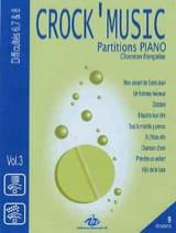 Crock' music volume 3 Partition laflutedepan.com