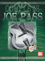 Joe Pass - Complete Joe Pass - Partition - di-arezzo.fr