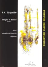 Jean-Baptiste Singelée - Adagio And Rondo Opus 63 - Sheet Music - di-arezzo.co.uk
