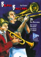 - Brass Ballads - 12 Pop-Balladen - Sheet Music - di-arezzo.com