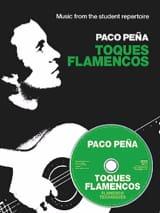 Toques Flamencos Paco Pena Partition Guitare - laflutedepan.com