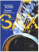 François Rossé - Kanente - Sheet Music - di-arezzo.com