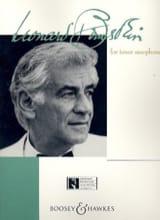 Bernstein For Tenor Saxophone - Leonard Bernstein - laflutedepan.com