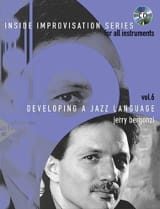Jerry Bergonzi - Volume 6 - Developing A Jazz Language - Sheet Music - di-arezzo.com