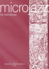 Christopher Norton - Microjazz For Trombone - Partition - di-arezzo.fr