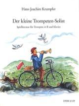 Der Kleine Trompeten-Solist Hans-Joachim Krumpfer laflutedepan