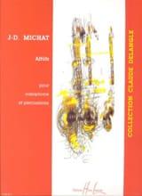 Affûts Jean-Denis Michat Partition Saxophone - laflutedepan
