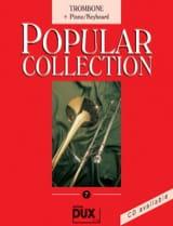 Popular collection volume 7 Partition Trombone - laflutedepan.com