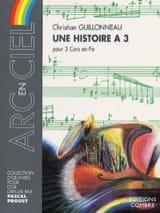 Christian Guillonneau - Eine Geschichte A 3 - Noten - di-arezzo.de