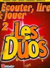 Ecouter Lire et Jouer - Les duos Volume 2 - 2 Trompettes - laflutedepan.com