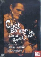 DVD - Live At Ronnie Scott's Chet Baker Partition laflutedepan.com