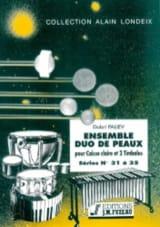 Ensemble Duo de Peaux Séries 31 A 35 Dobri Paliev laflutedepan.com