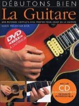 Débutons Bien la Guitare Arthur Dick Partition laflutedepan.com