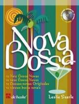 Nova Bossa Leslie Searle Partition Saxophone - laflutedepan.com