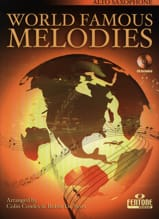 World Famous Melodies Partition Saxophone - laflutedepan.com