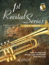 1st Recital series - Partition - Trompette - laflutedepan.com