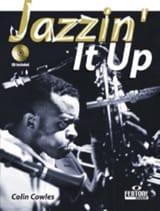 Jazzin' It Up Cowles Colin Partition Clarinette - laflutedepan.com