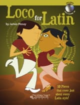 Loco For Latin James L. Hosay Partition Trompette - laflutedepan.com