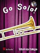 Go Solo! Robert Van Beringen Partition Trombone - laflutedepan.com