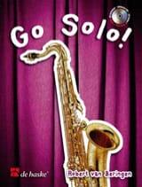 Go Solo! Robert Van Beringen Partition Saxophone - laflutedepan.com