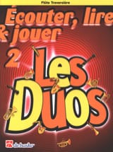 DE HASKE - Play Play and Play - The Duos Volume 2 - 2 Flutes - Sheet Music - di-arezzo.co.uk