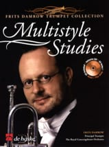 Multistyle Studies Frits Damrow Partition Trompette - laflutedepan.com
