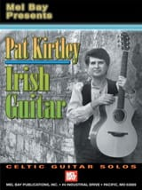 Irish Guitar Pat Kirtley Partition Guitare - laflutedepan.com