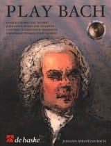 Play Bach BACH Partition Trompette - laflutedepan