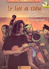 Pierre Blanchard - Jazz on violin volume 1 - Sheet Music - di-arezzo.co.uk
