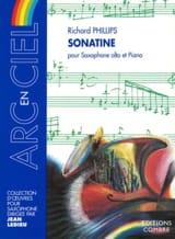 Richard Phillips - Sonatine - Partition - di-arezzo.fr