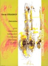 Derrumbe Oscar Strasnoy Partition Saxophone - laflutedepan.com