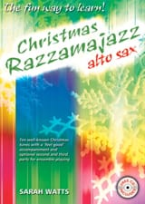 Sarah Watts - Christmas Razzamajazz - Partition - di-arezzo.fr