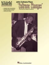 John Coltrane - John Coltrane Plays Coltrane Changes - Partition - di-arezzo.fr