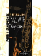 Jazz Suite (Esquisses) Pedro Iturralde Partition laflutedepan.com