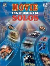 Movie instrumental solos Partition Saxophone - laflutedepan.com