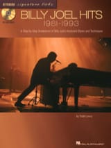 Billy Joel - Billy Joel Hits 1981-1993 - Sheet Music - di-arezzo.com